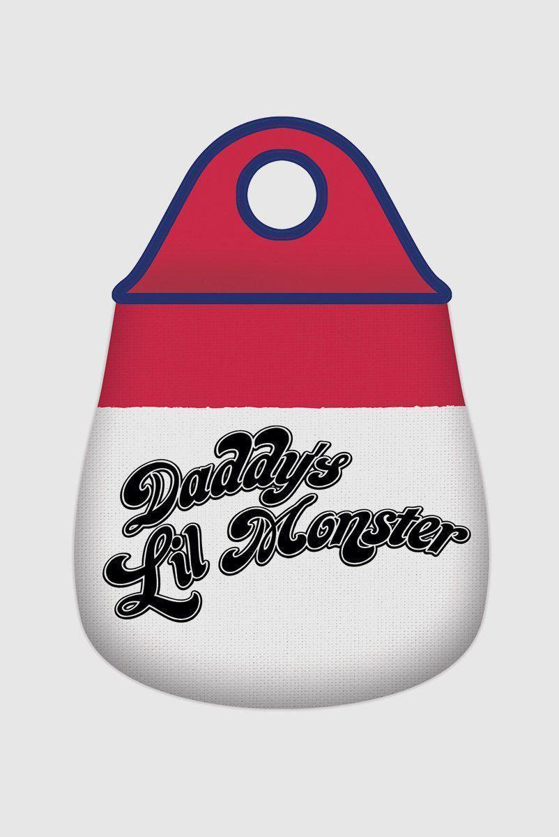 Lixeira Para Carro Esquadrão Suicida Daddy's Lil Monster