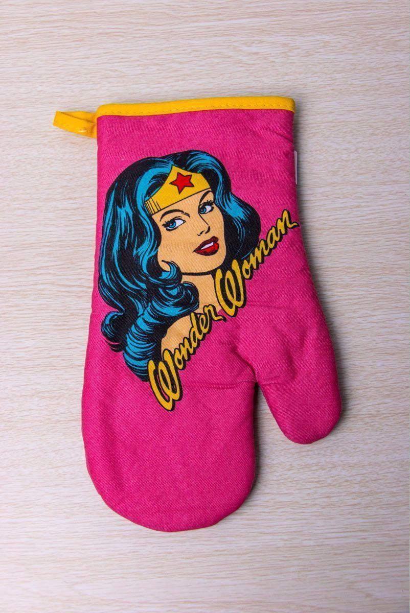 Luva de Forno Wonder Woman
