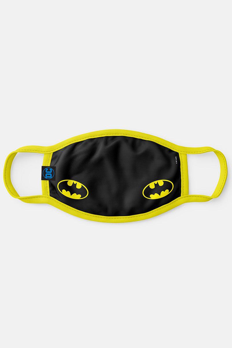 Máscara Batman Logo Lateral