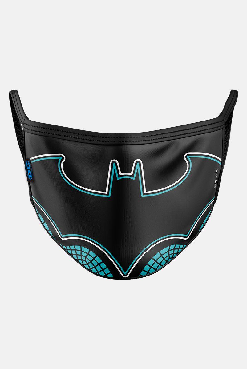Máscara Batman Logo Linhas