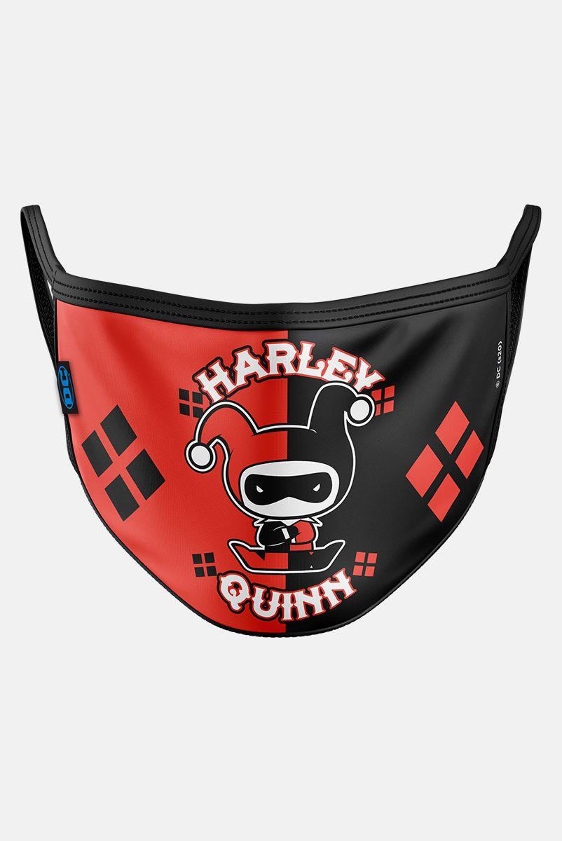 Máscara Harley Quinn Angry
