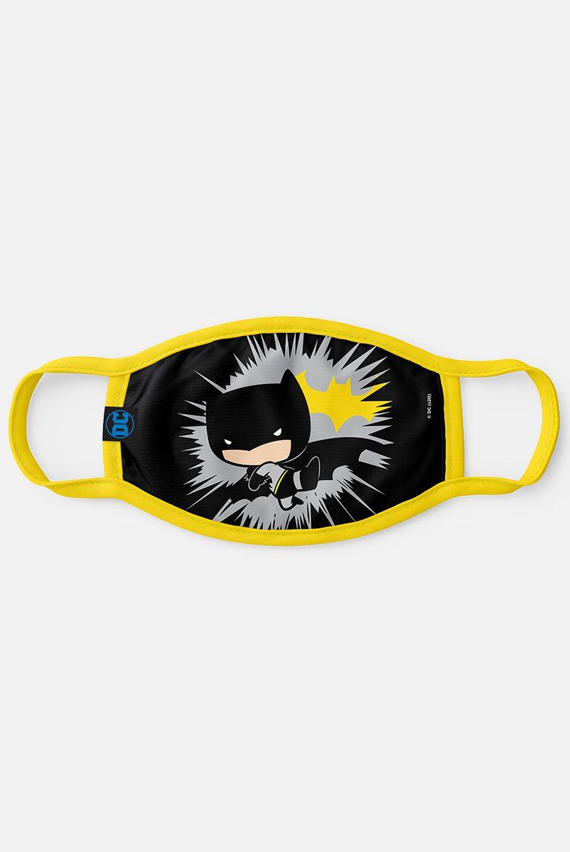 Máscara Infantil Batman Chibi