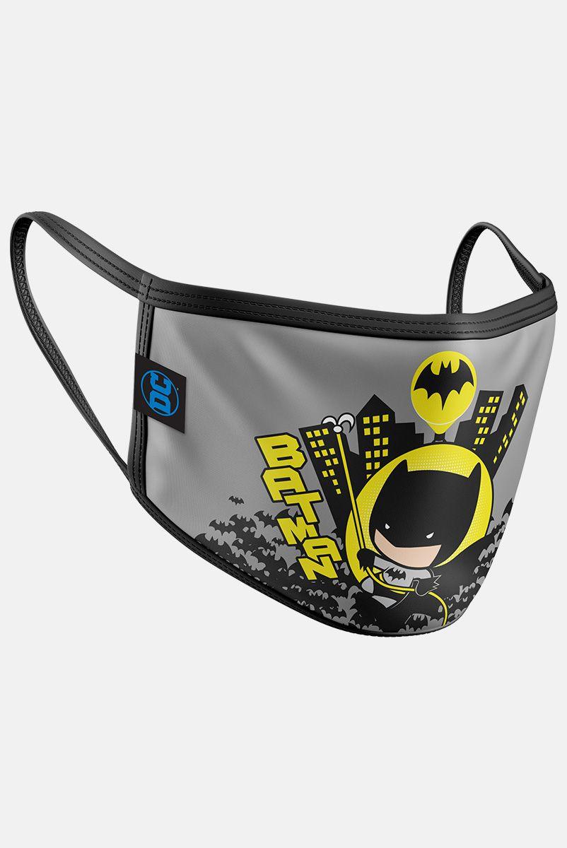 Máscara Infantil Batman City