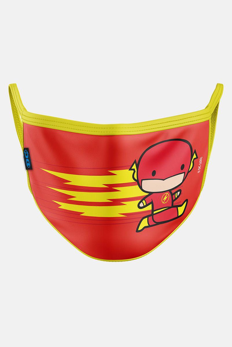 Máscara Infantil The Flash Running
