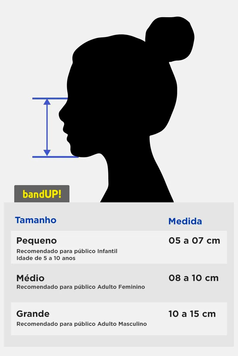 Máscara Mulher Maravilha Logo 80 Anos