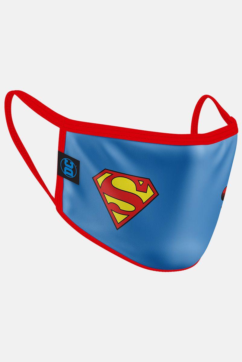 Máscara Superman Logos