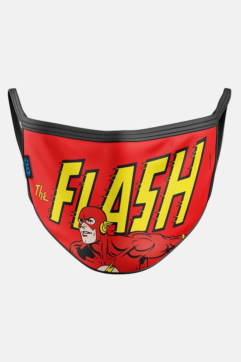 Máscara The Flash Clássico