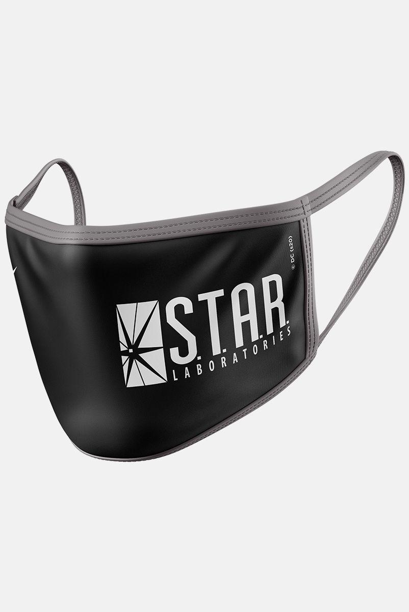 Máscara The Flash Série Star Laboratories