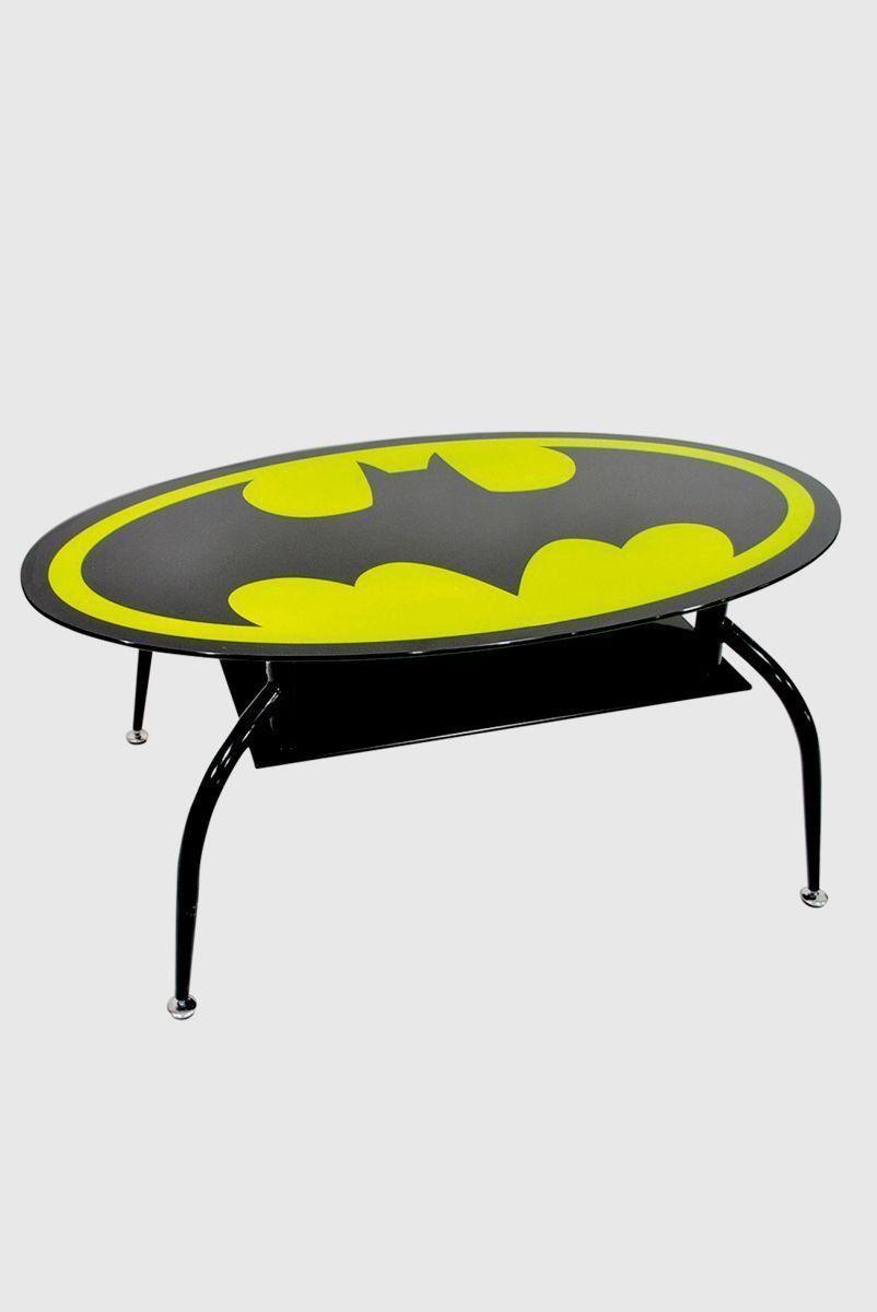 Mesa de Centro Batman Logo