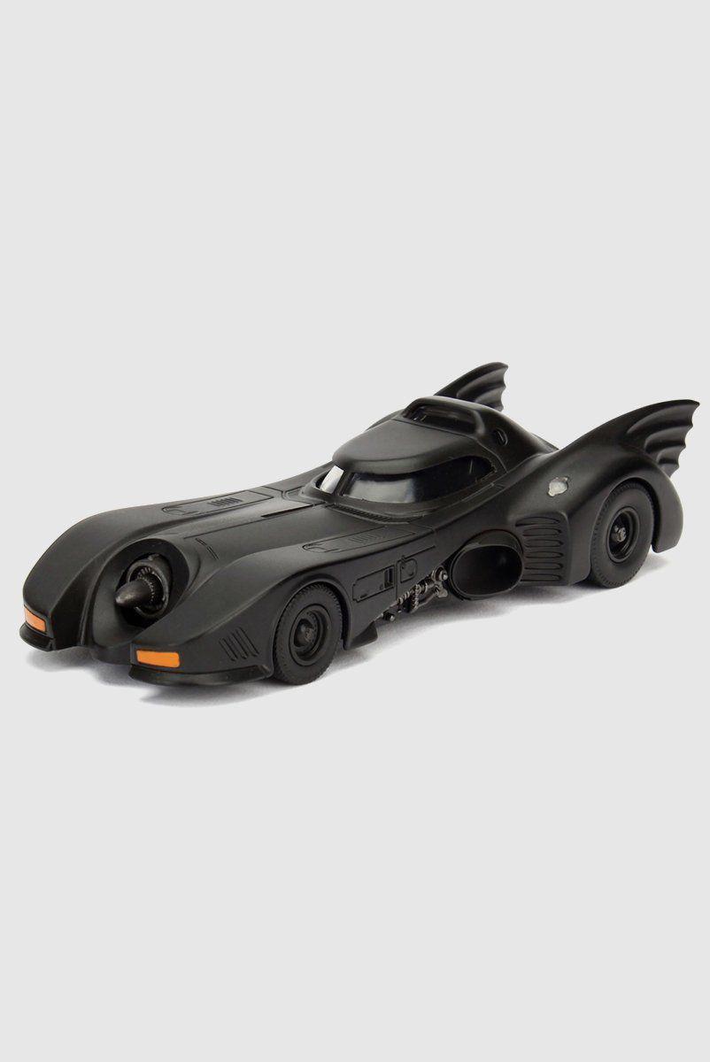 Miniatura Batmóvel 1989 1:32 Die-Cast