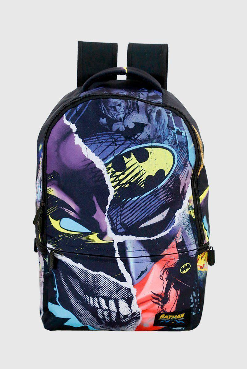 Mochila Batman Face