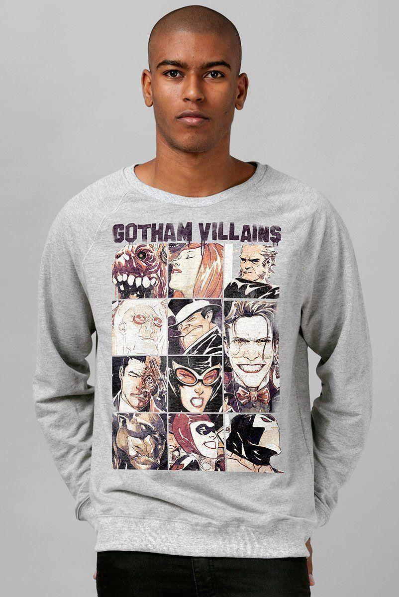 Moletinho DC Comics Gotham Villains