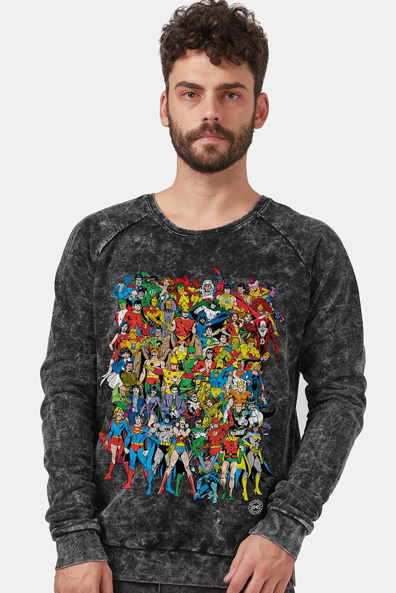 Moletinho Marmorizado DC Comics Originals