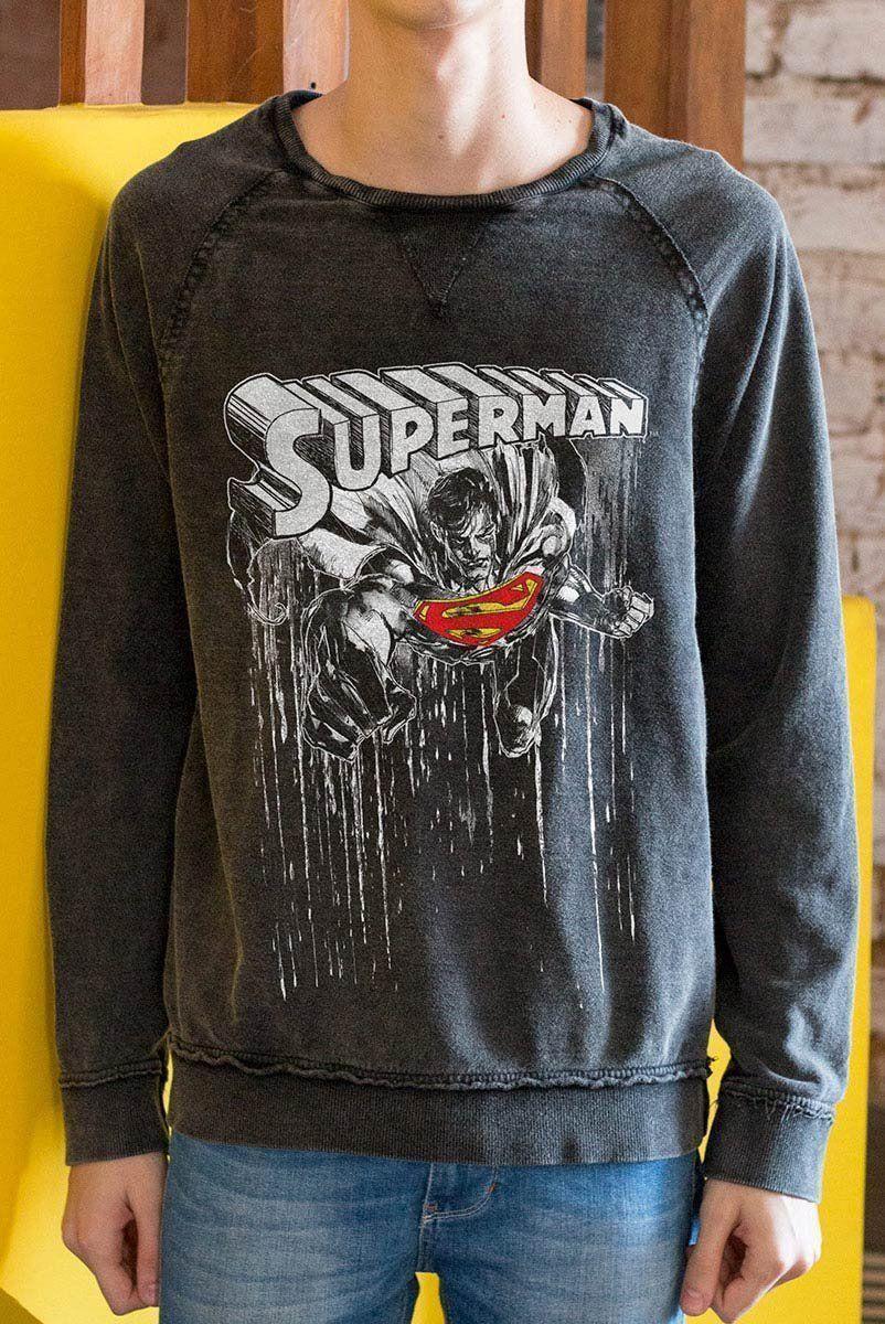 Moletinho Marmorizado Superman Melting Color