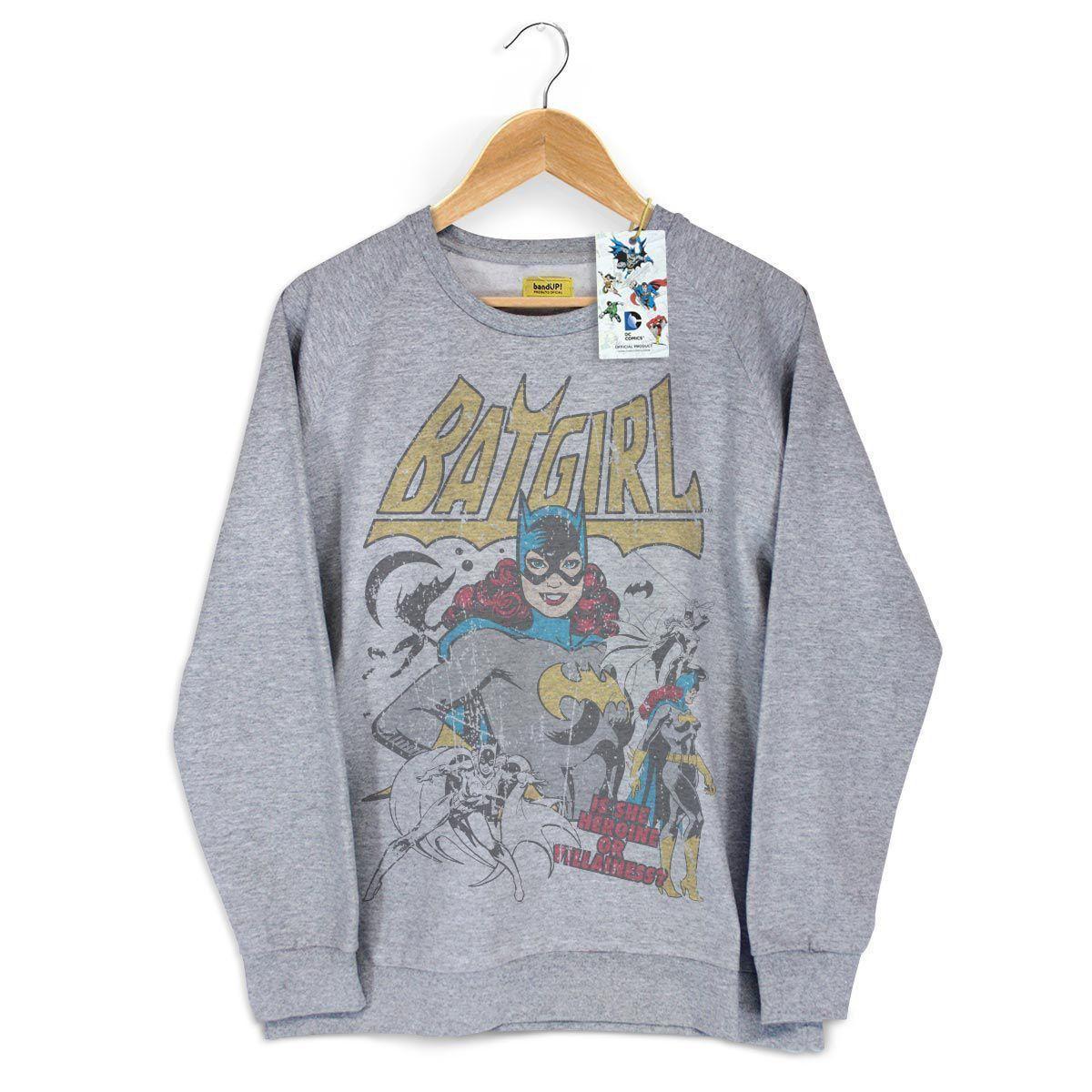 Moletinho Mescla Power Girls Batgirl