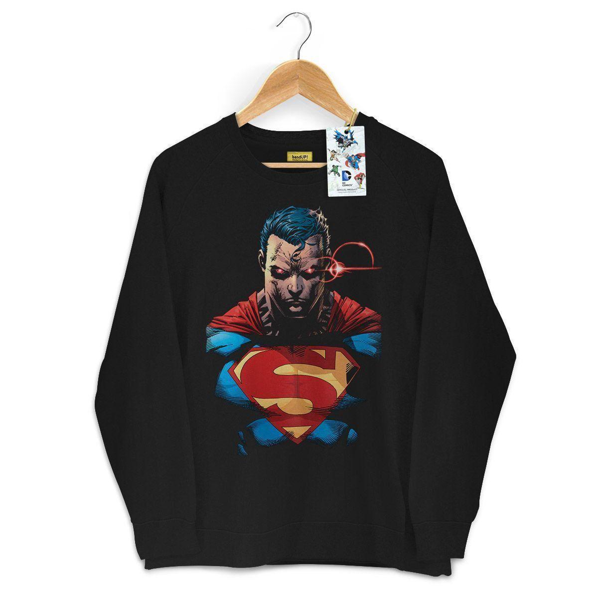 Moletinho Preto Superman Raio X Colors