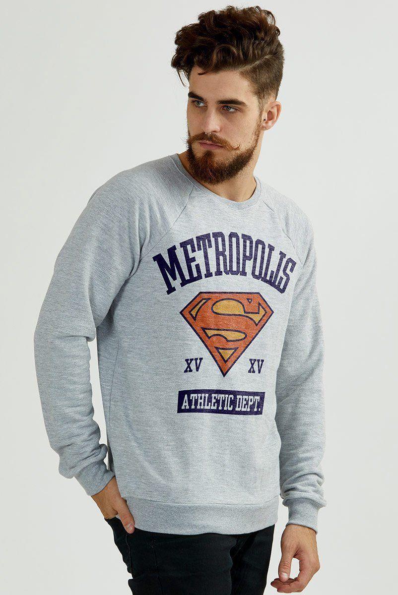 Moletinho Superman Metrópolis