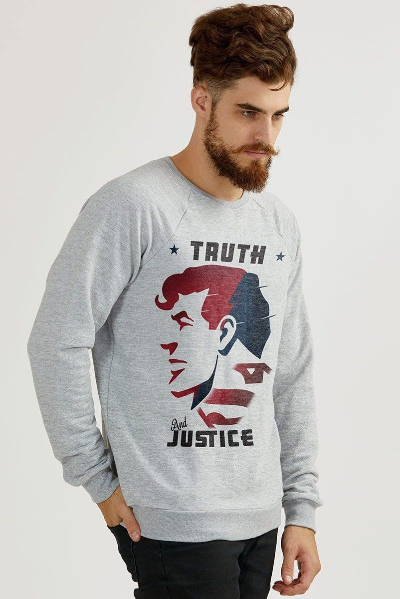 Moletinho Superman Truth and Justice