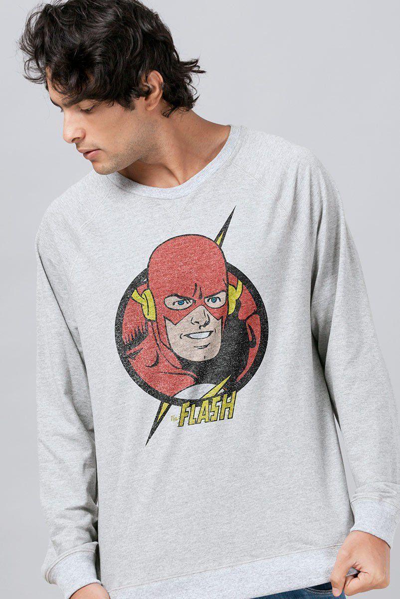 Moletinho The Flash Retro