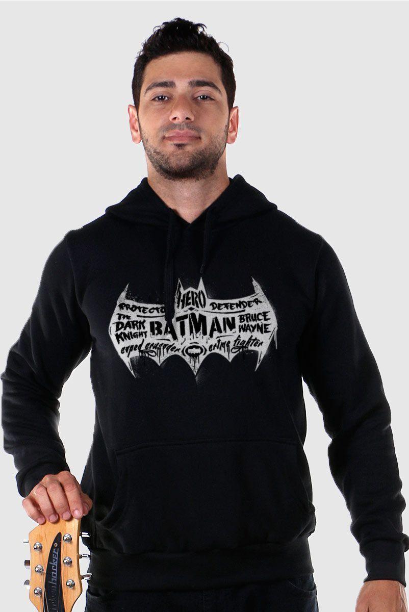 Moletom Batman Hero