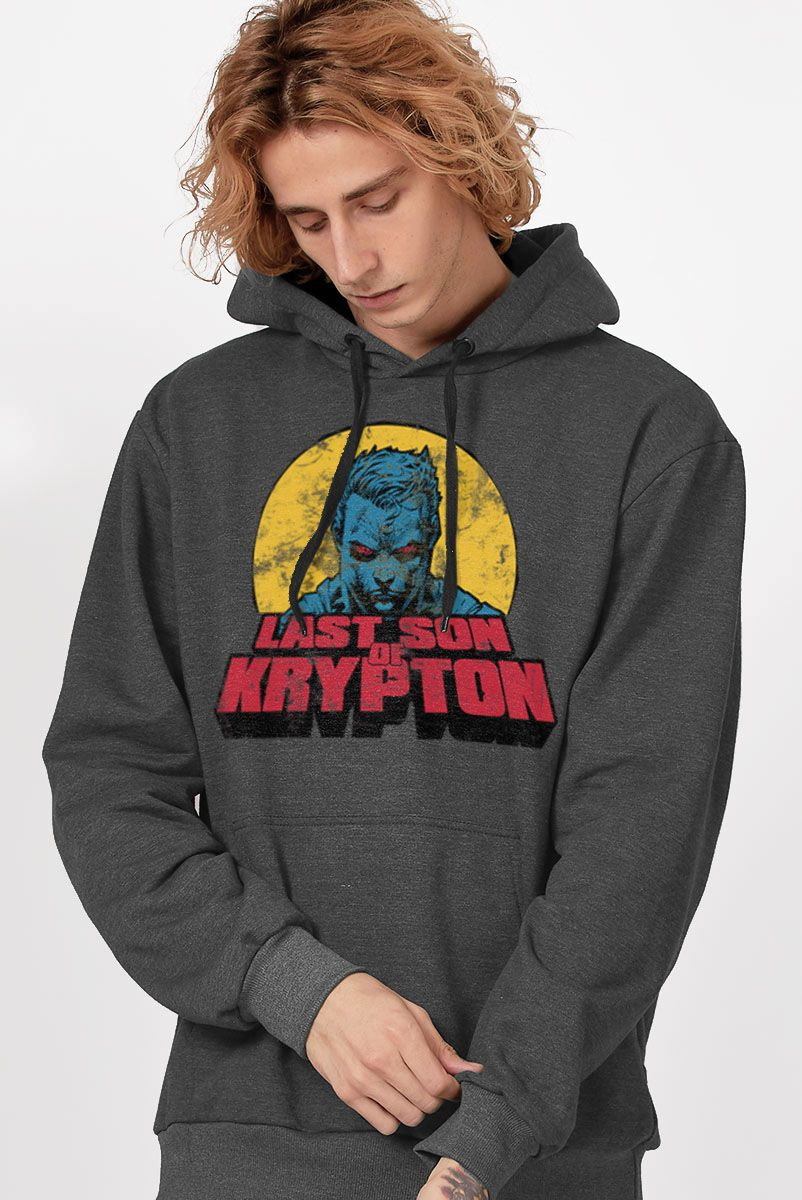 Moletom Superman Last Son of Krypton
