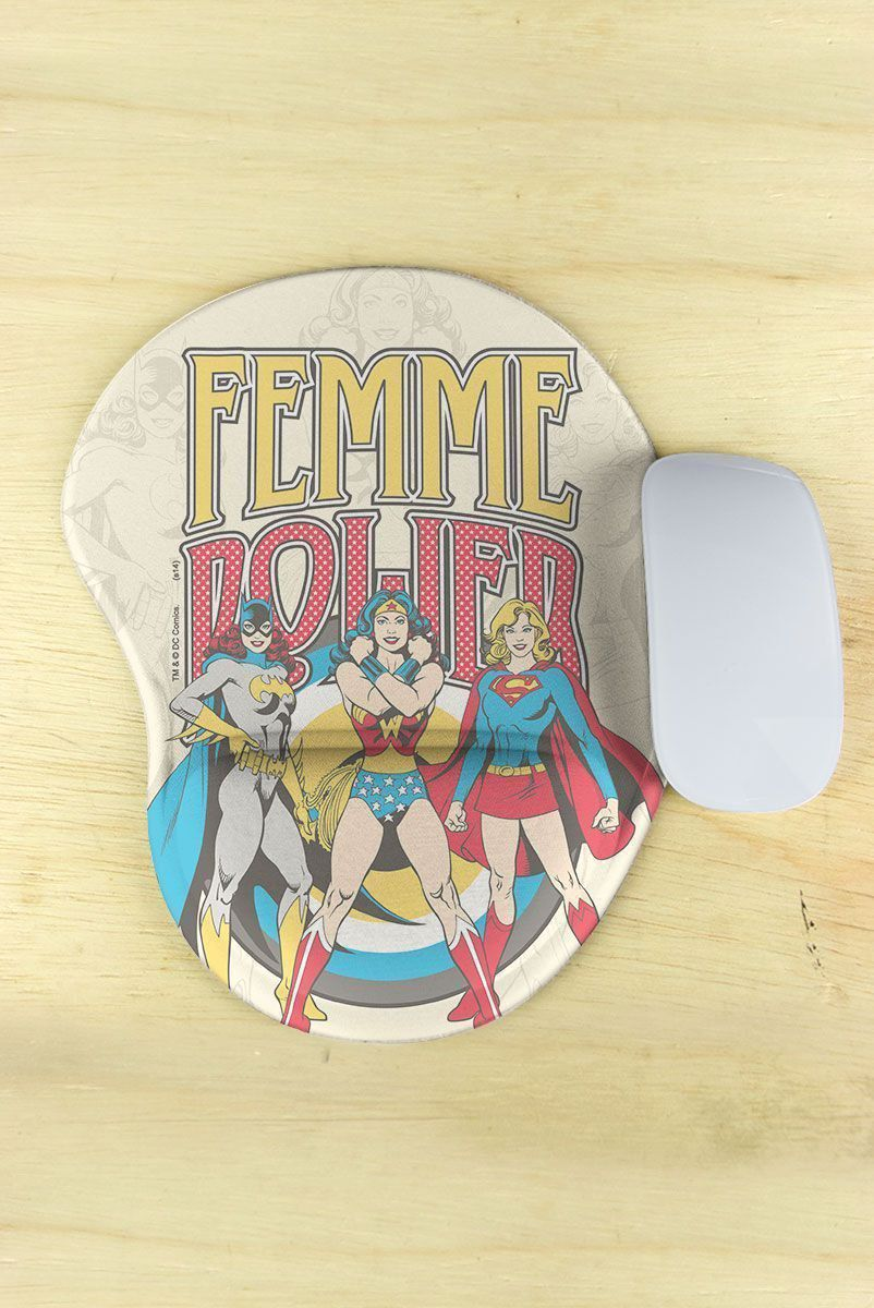 Mousepad Power Girls Femme Power