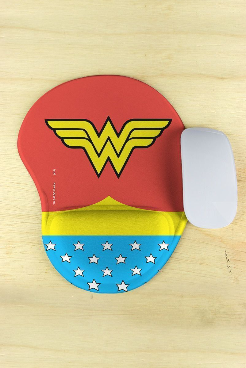 Mousepad Power Girls Wonder Woman Clothes