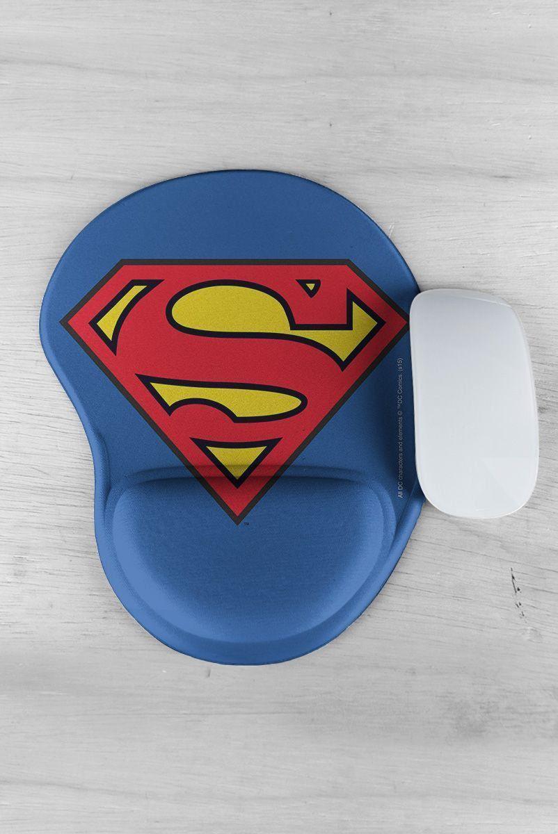 Mousepad Superman Logo Oficial