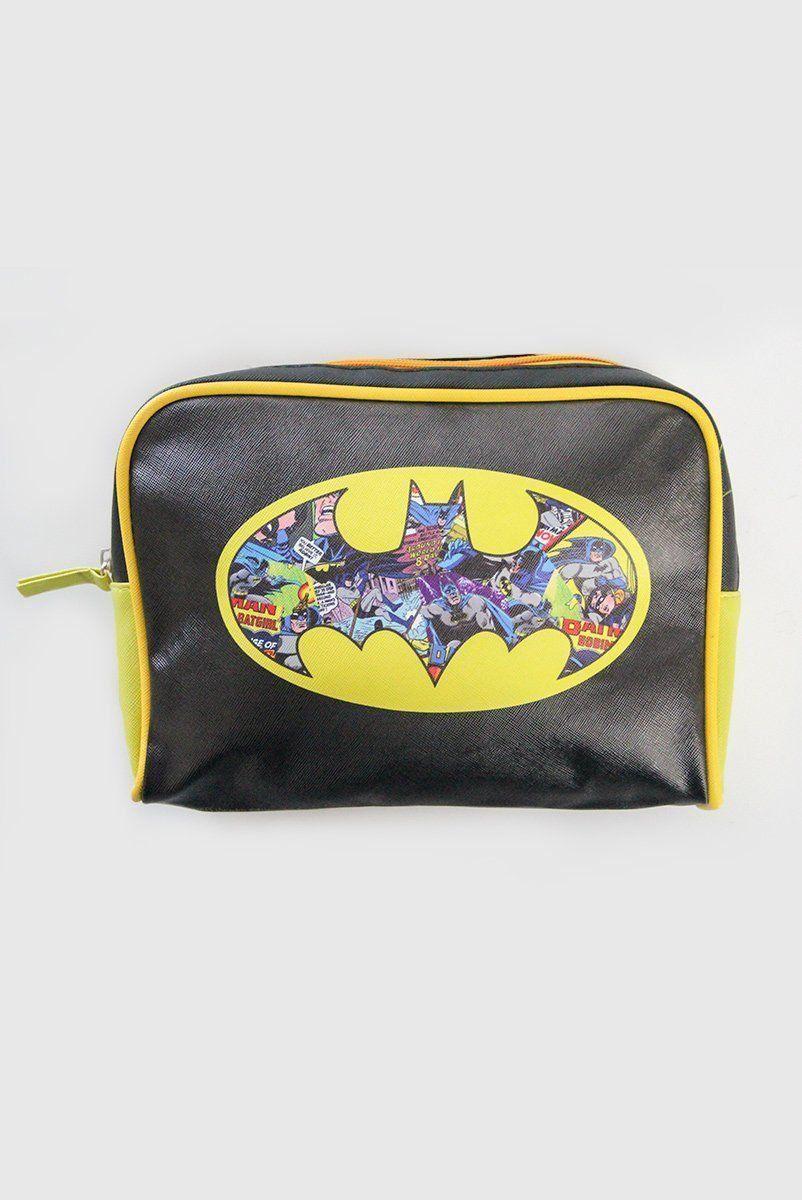Necessaire Batman Logo HQ