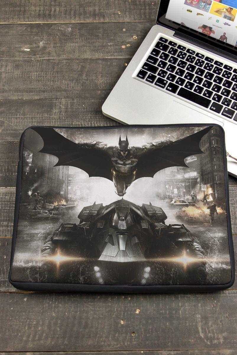 Capa para Notebook Batman Arkham Knight Action