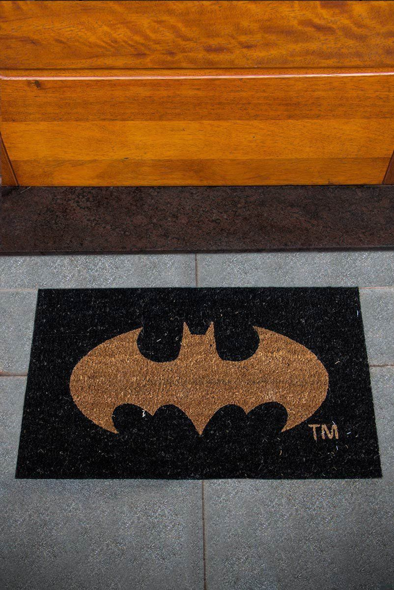 Capacho Batman Logo