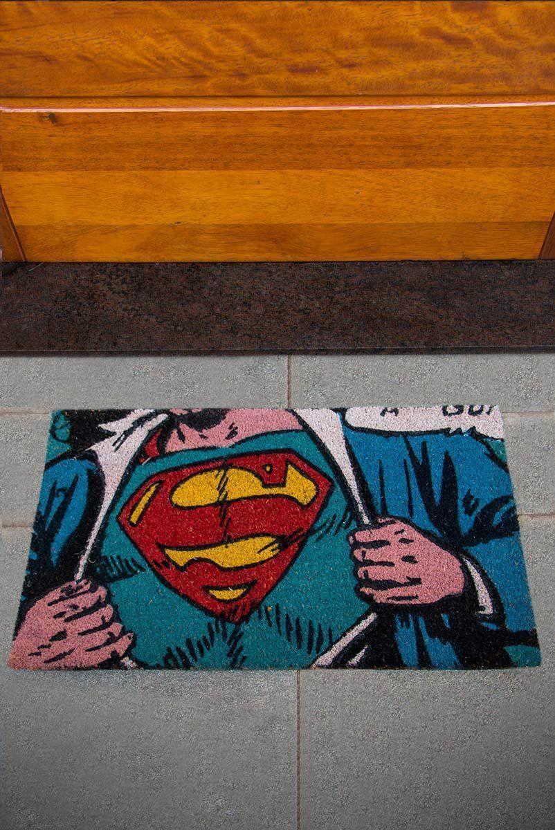 Capacho Superman Opening