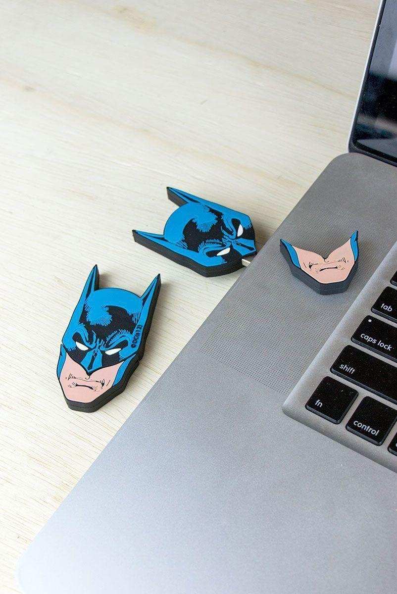 Pendrive do Batman Face