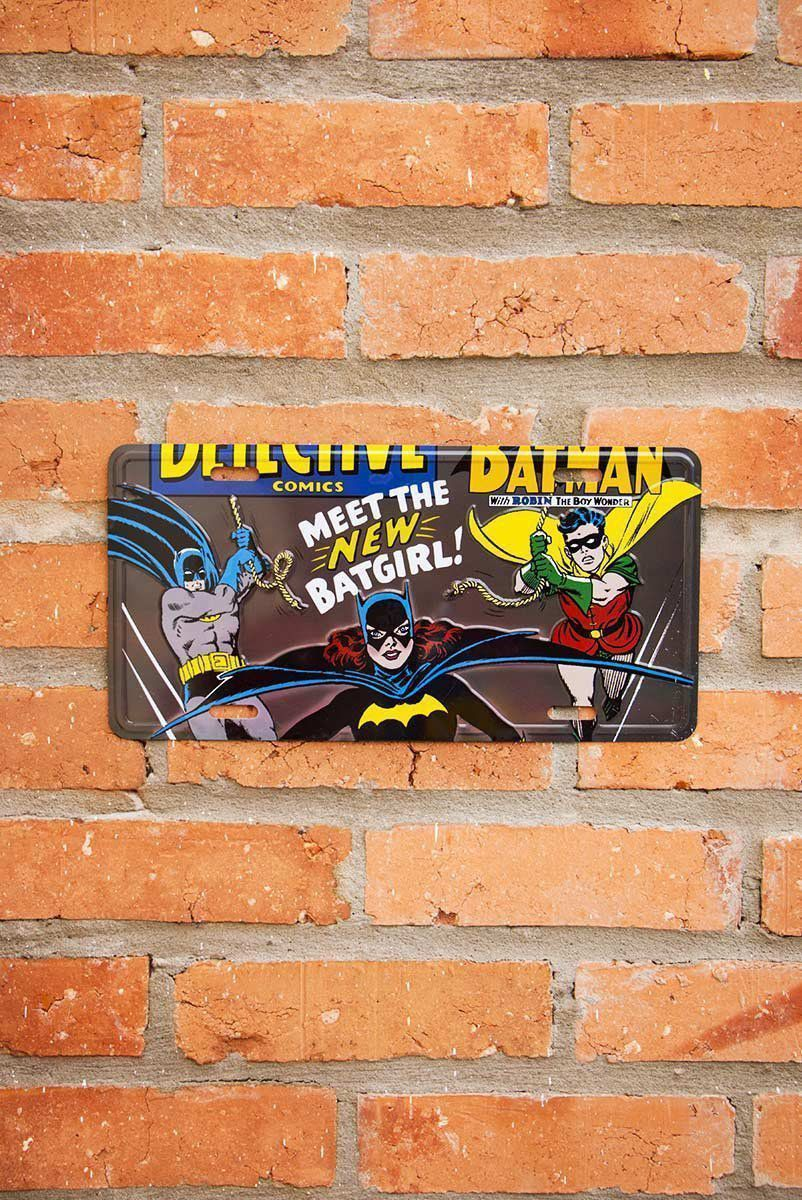 Placa de Parede Meet The New Batgirl!