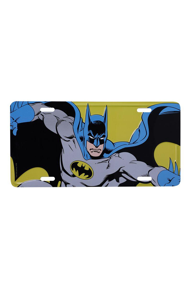Placa Decorativa de Metal I'm Batman