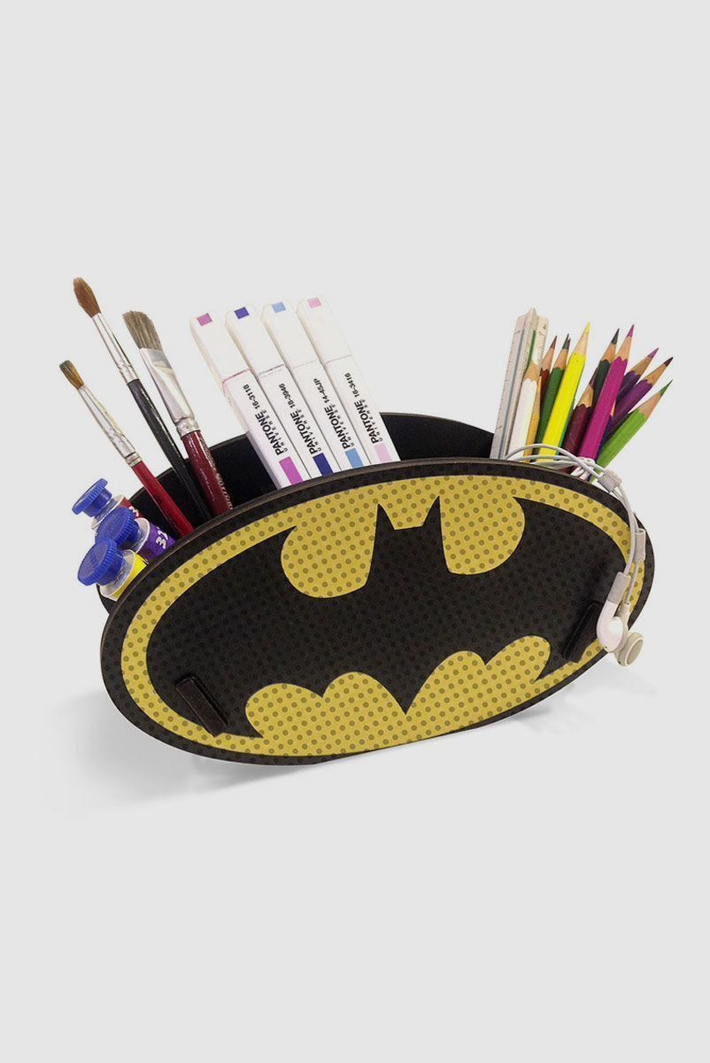 Porta-treco Batman Logo