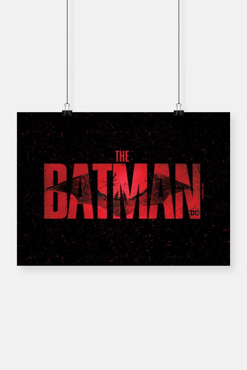 Pôster Fandome The Batman Logo