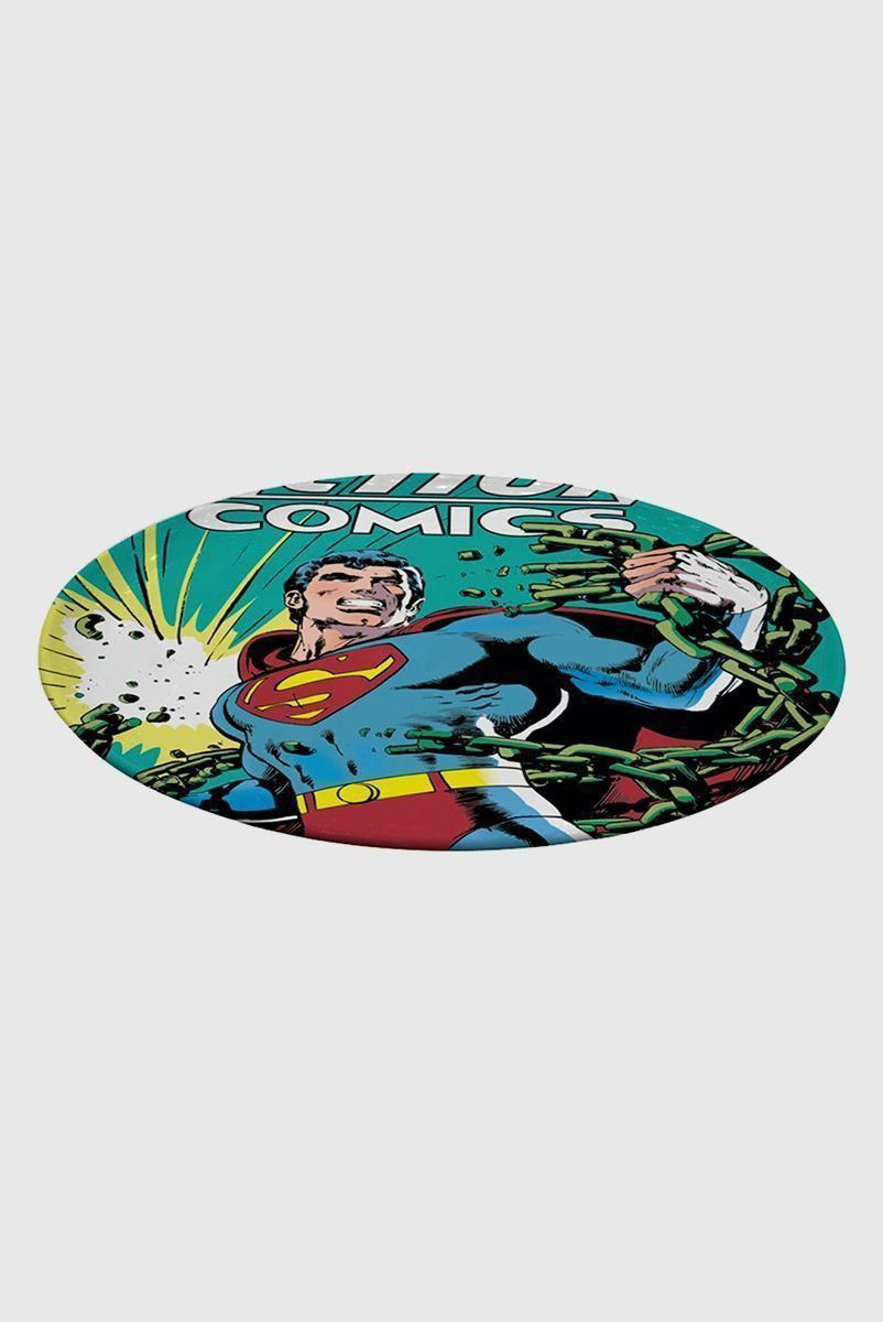 Prato Giratório Superman Action Comics