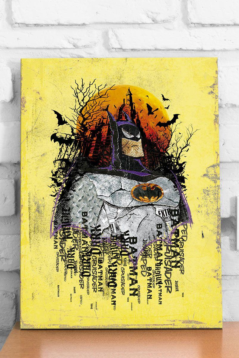 Quadro Batman Eclipse