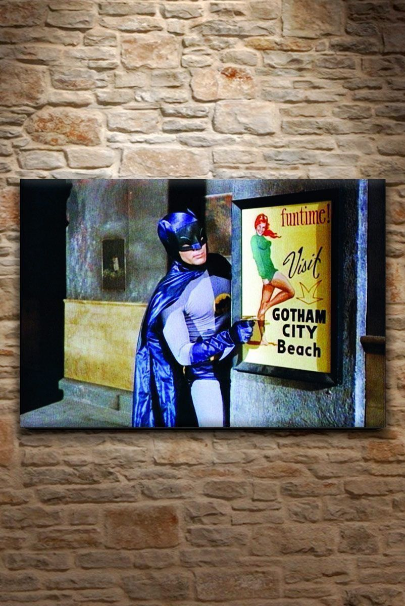 Quadro Tela Batman Movie Funtime