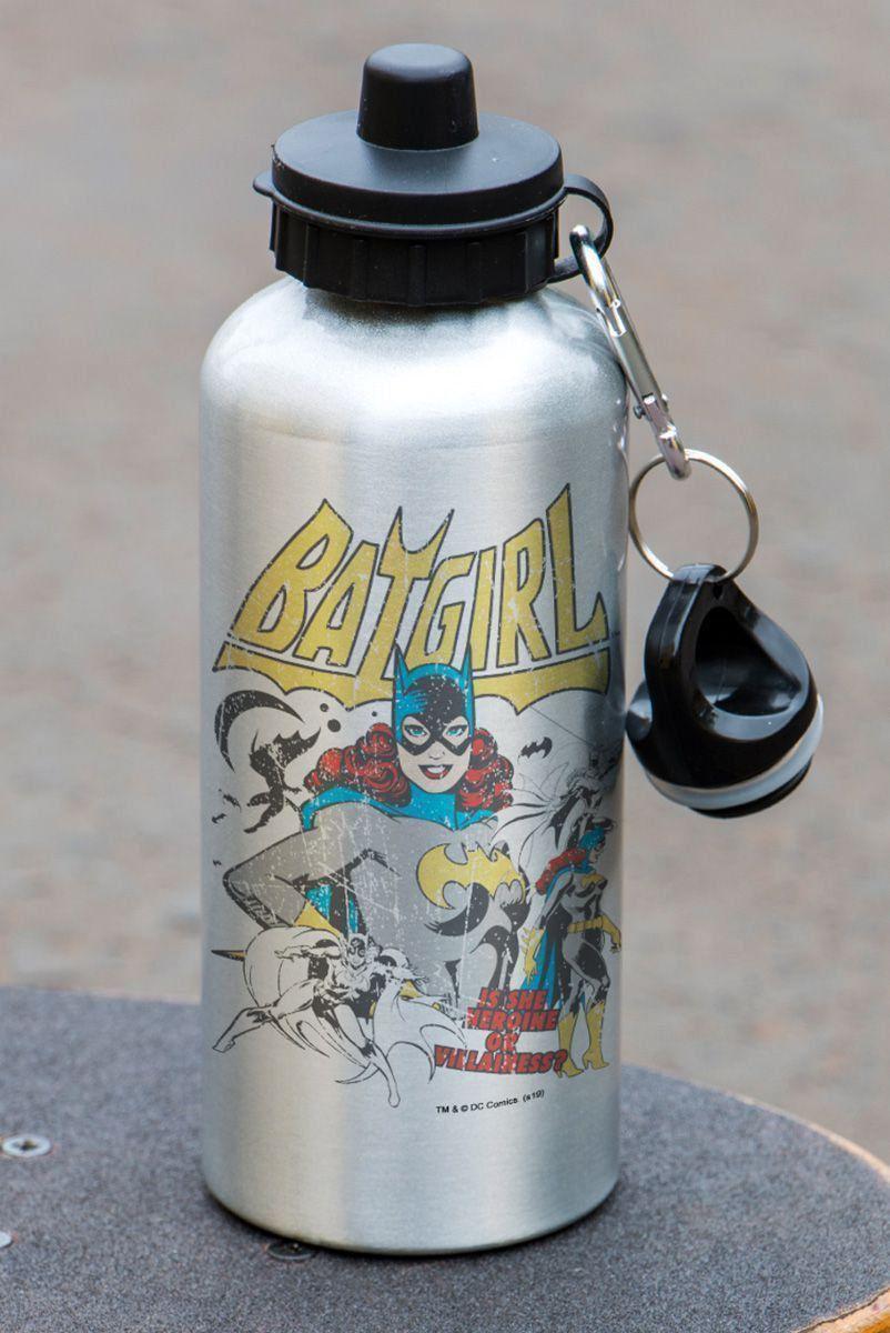 Squeeze Batgirl