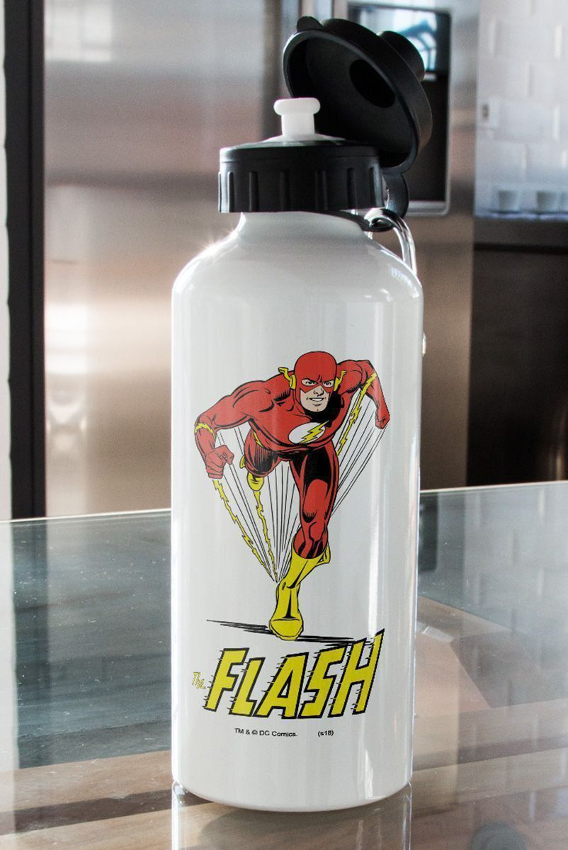 Squeeze The Flash Running