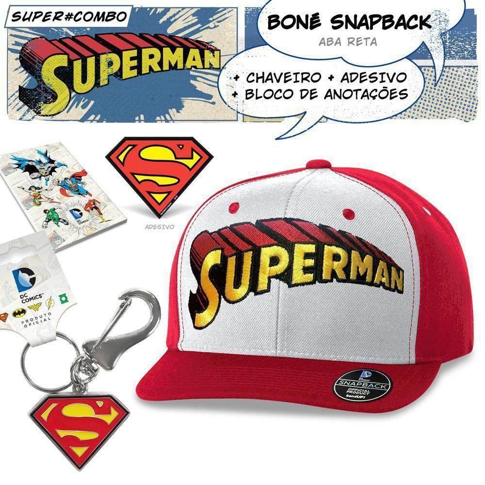 Super Combo Superman With Cap