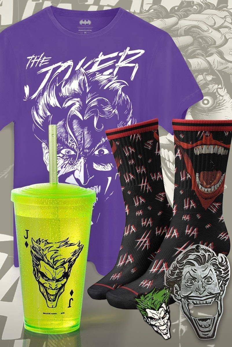 Super Combo The Joker