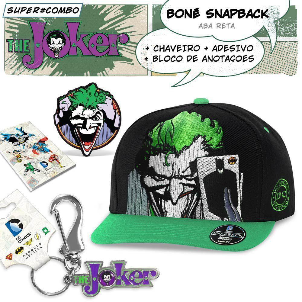 Super Combo The Joker With Cap