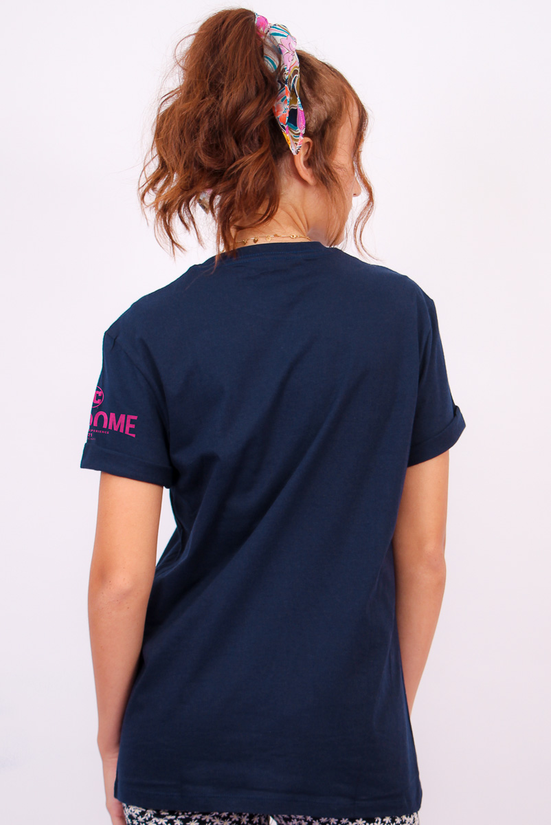 T-shirt Feminina FanDome 2021 Arlequina Bud e Lou
