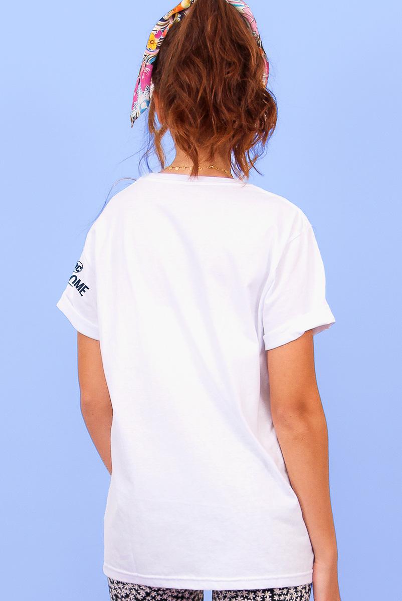 T-shirt Feminina FanDome 2021 Arlequina Heart