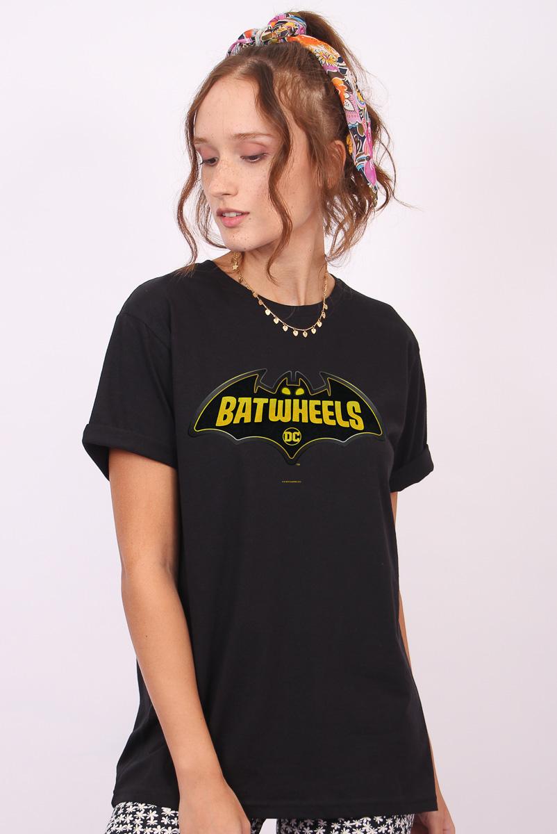 T-shirt Feminina FanDome 2021 Batwheels