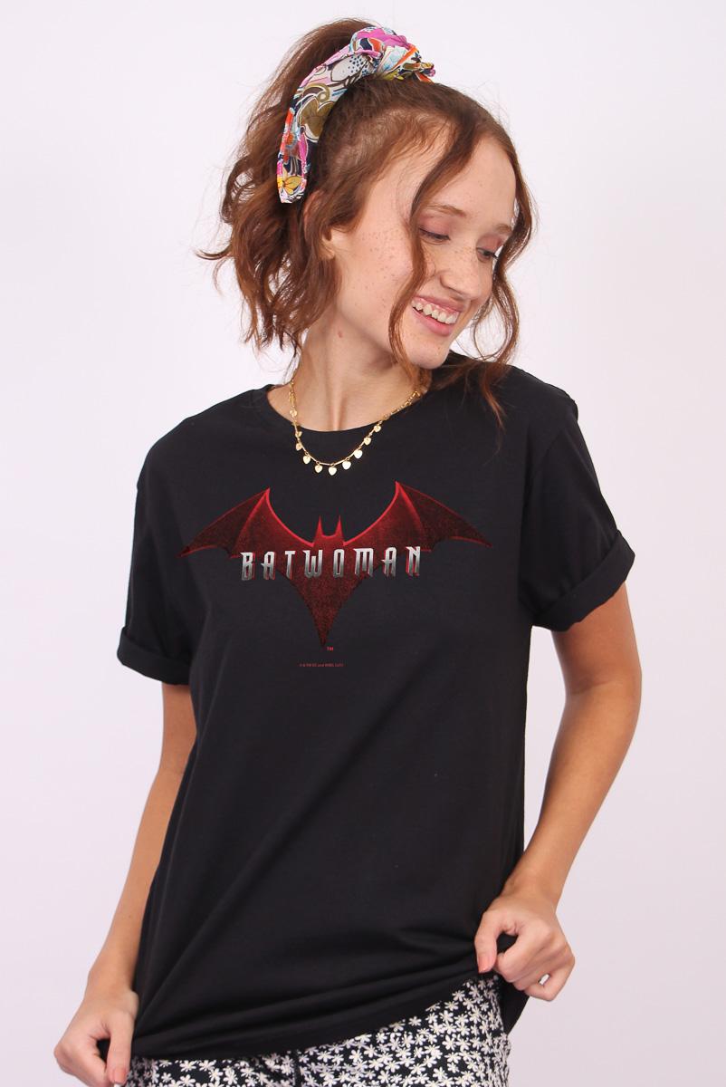 T-shirt Feminina FanDome 2021 Batwoman