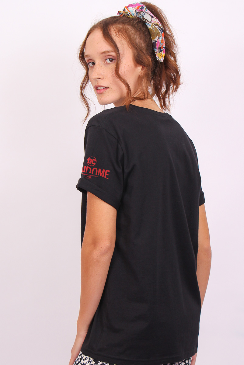 T-shirt Feminina FanDome 2021 The Batman